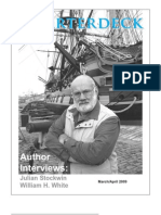 Quarterdeck Historical Fiction Newsletter March/April 2009
