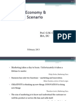 1. Changing Economy & Marketing Scenario.ppt