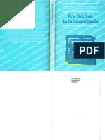 Anderson, P., Bobbio, N., Therborn, G. et al. - Los límites de la democracia [vol. 2] [1985]