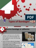 Bandaging & Splinting