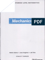 Mechanics Complete Advanced Level Mathematics