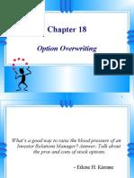 Option Overwriting