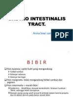 Gastro Intestinalis Tract, Dr Anna