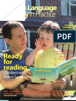 Speech & Language Therapy in Practice, Autumn 2008