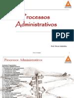 Processos Administração aula 1 -2013