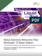 Nokia Siemens Networks Flexi Mr 10 Bts Brochure 19022013