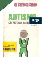 Autismo - Um Mundo Estranho - Cleusa Barbosa Szabo