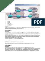 BGP Scenario