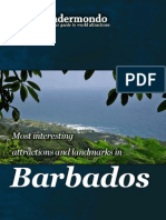 Landmarks and attractions of Barbados