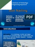 Soil Nailing Presentation -22