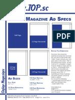 IOP Magazine Ad Specs