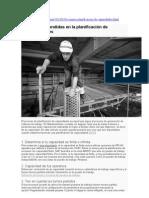 Lecciones aprendidas en la planificación de capacidades.doc