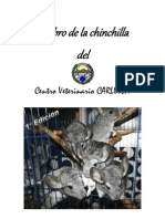 Libro Chinchillas - CV CARLINDA - 1 Ed