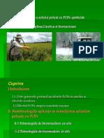Power Point Tehnici de bioremediere a solului poluat cu POPs-perticide organoclorurate