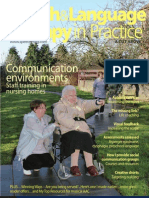 Speech & Language Therapy in Practice, Spring 2007