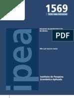 Desafios da bioprospecção no Brasil - IPEA