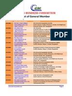 ABC General Members