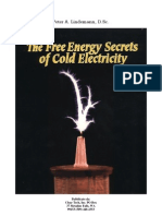 Lindemann - The Free Energy Secrets of Cold Electricity (eBook ITA) v3.0