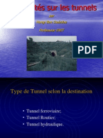 1 Tunnels