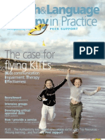 Speech & Language Therapy in Practice, Winter 2005