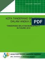Kota Tangerang Selatan 2010