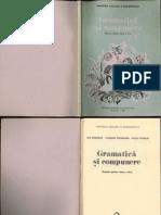 GramaticaCompunere III 1989
