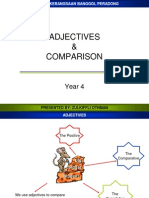 Adjectives and Comparison