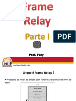 Prof. Foly - Frame Relay - Parte I