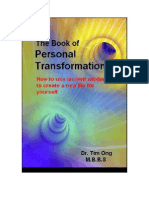 Personal Transformation guide