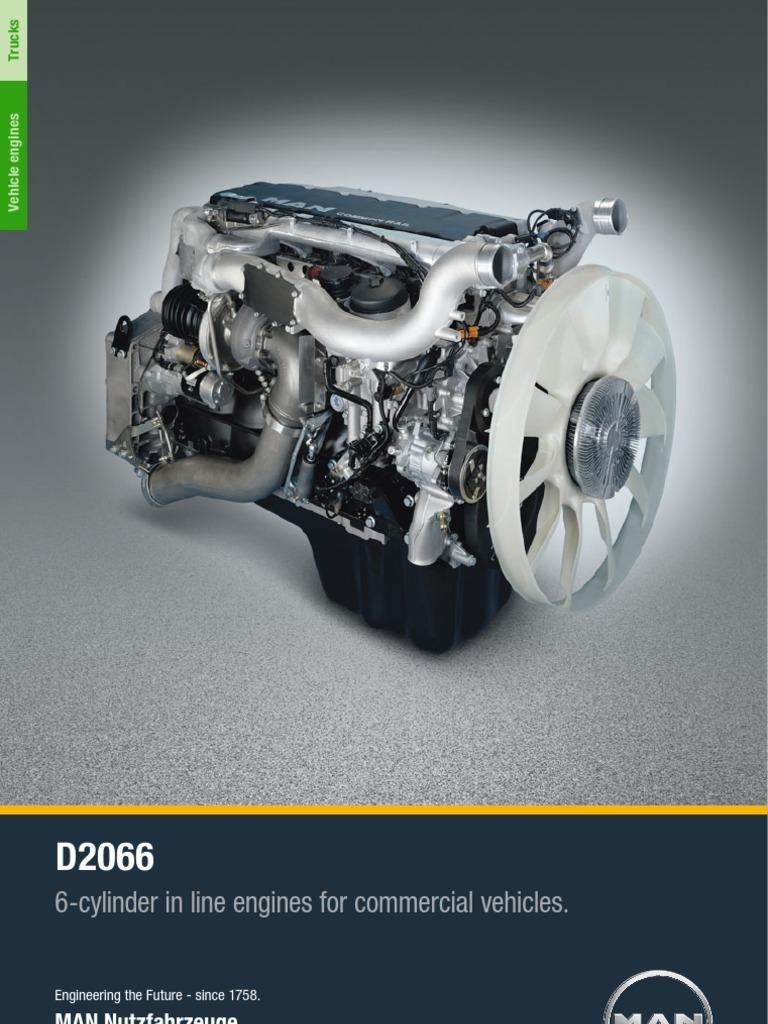 d2066 truck engine en engines diesel engine rh scribd com man d2066 manual man d2066 manual