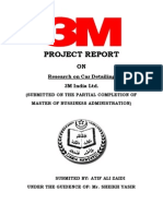 3 M Project Report