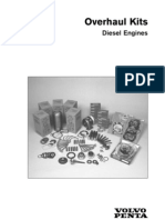 Overhaul Kits-Diesel Engines VOLVOs