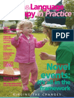 Speech & Language Therapy in Practice, Summer 2004