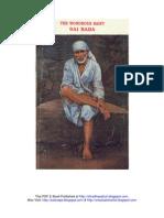 The Wondrous Saint Sri Sai Baba - Narasimha Swamiji