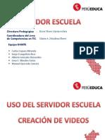 Servidor  - PeruEduca v2