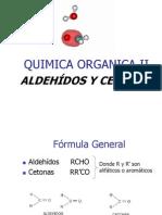Clase I - Aldheidos y Cetonas