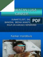 Perawatan Luka Kanker