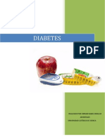 Diabetes Farmacologia