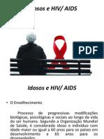 Idosos e HIV