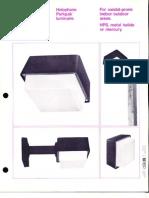Holophane Parkpak Series Brochure 5-77