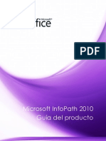 Microsoft InfoPath 2010 Product Guide