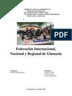Federaciones de Gimnasia (Frank Gutiérrez)