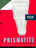 Holophane Prismatite Series Brochure 1971