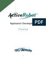 Active Robot Training Manual