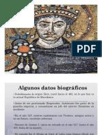 Unidad 1 Justiniano y el imperio Bizantino - Daniela Pérez
