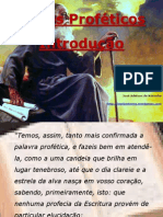 Livros Profc3a9ticos e28093 Introduc3a7c3a3o