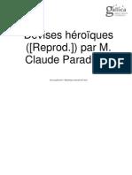 Devises Heroiques - Claude Paradin