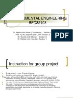 Environmental Engineering Bfc32403