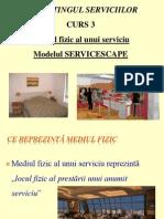 Mediul Fizic Al Unui Serviciu
