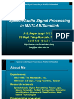 AudioProcessingInMatlabSimulink